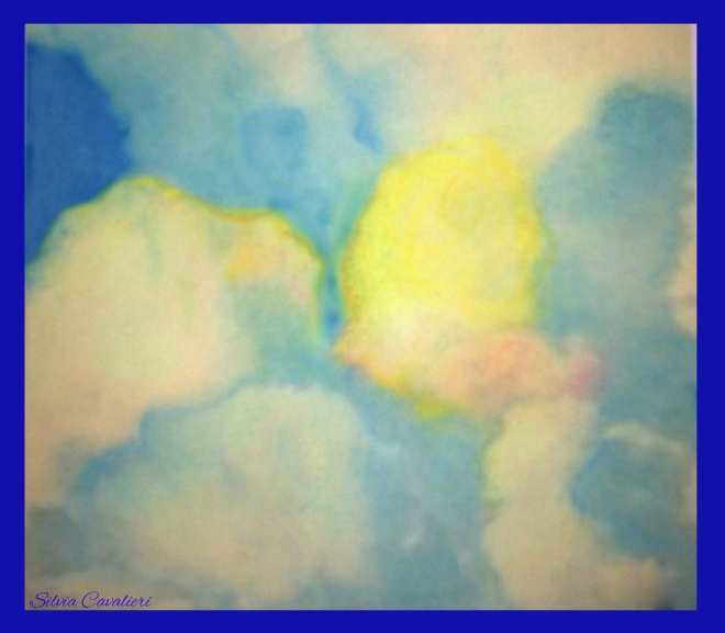 nubi disegno