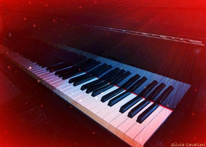 pianoforte firmato dimagrito