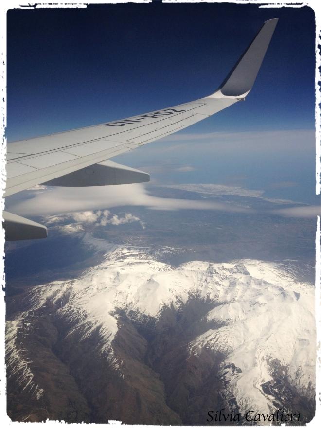 aereo e montagna