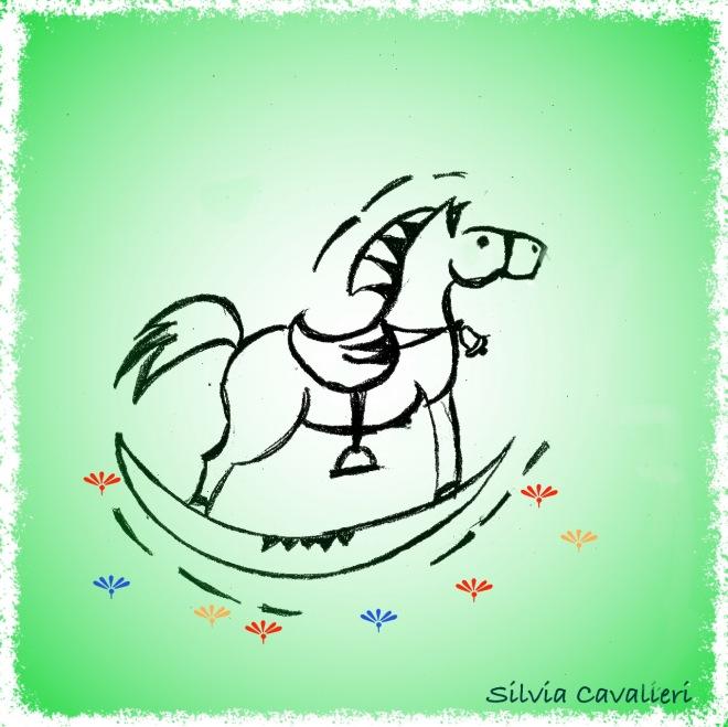 cavallo a dondol