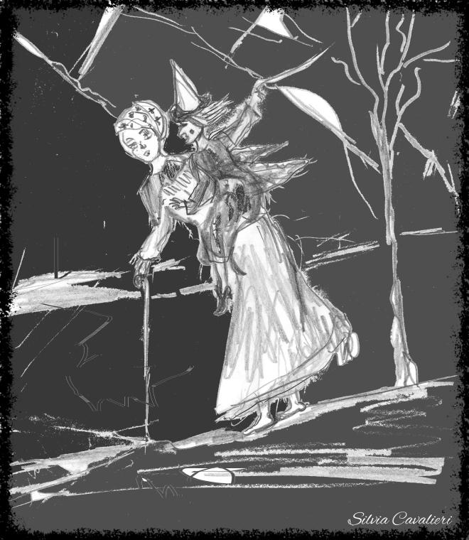 Cavalcata dalla strega