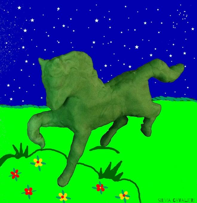 cavallo di Pongo