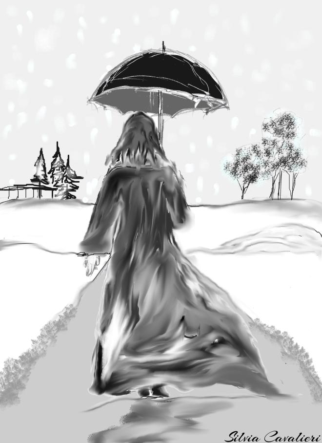 l'inverno che se ne va