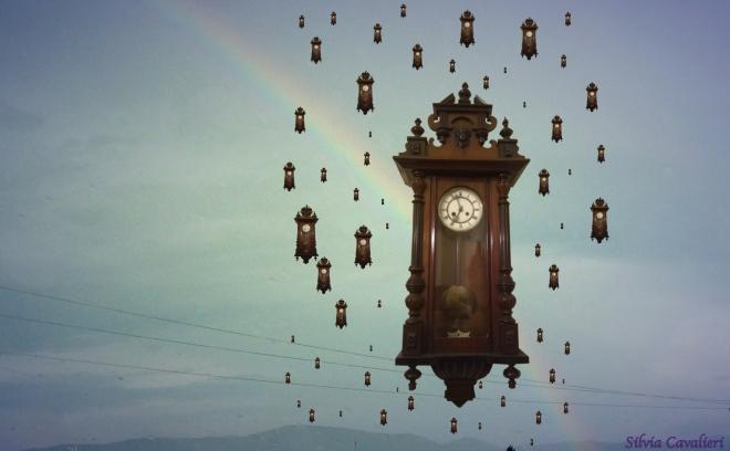 arcobaleno degli orologi