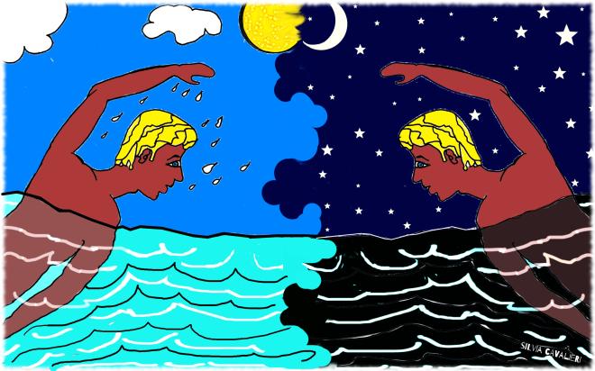 mare giorno notte