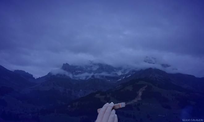 sere azzurre a Adelboden