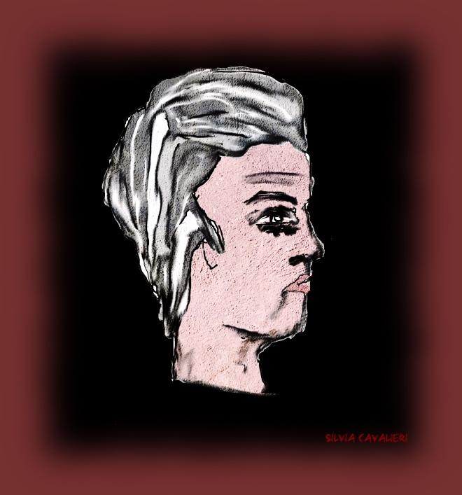 ritratto del ragazzo grigio