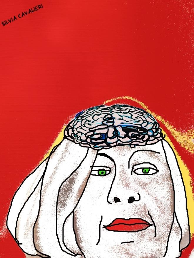 delirium in rosso