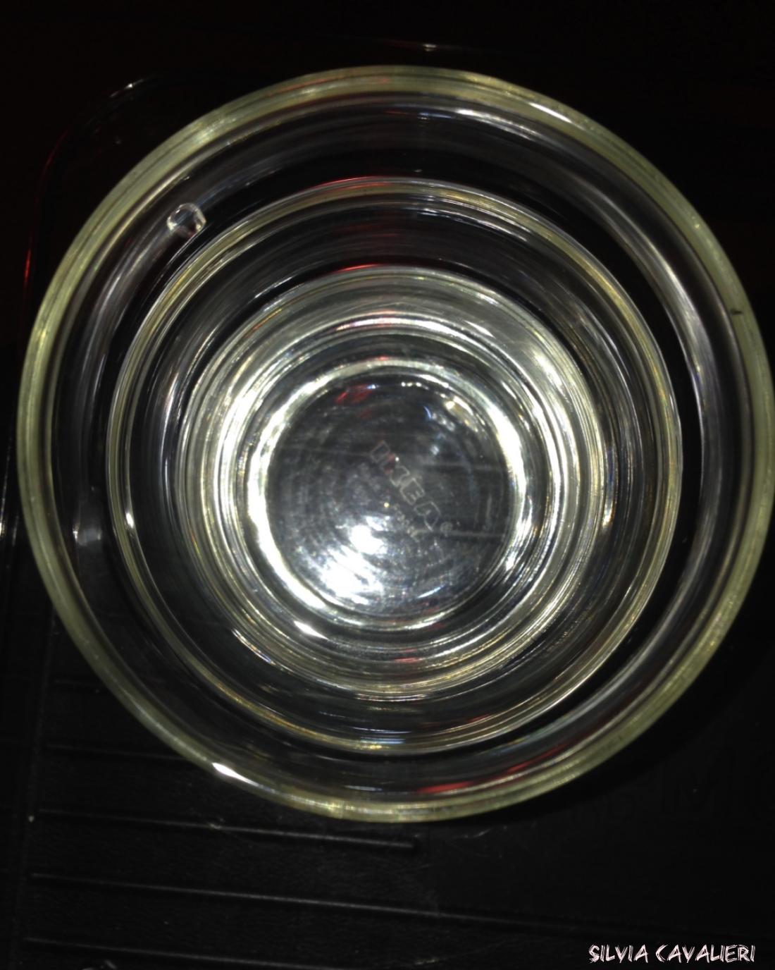 Bicchiere della notte