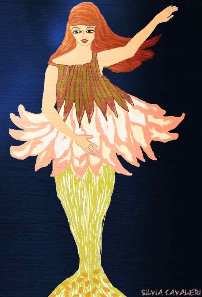 donna fiore di cereus